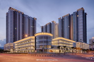 Elit Heights at Bayan City, Penang