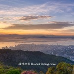Panorama View from Penang Hill